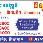 Ratanak Aphivat - Land Plot in Krobeil Real Communce, Siem Reap District, Siem Reap City
